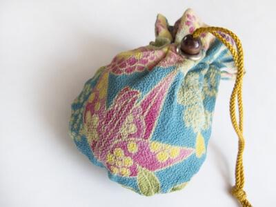 基本的な巾着袋の作り方