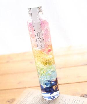 ハーバリウム *虹-Rainbow-