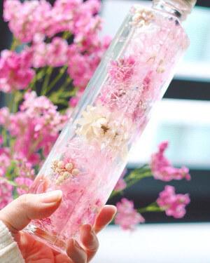 桜ピンクのFLOWERiUM@トワレ