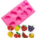 シリコンモールド 果物